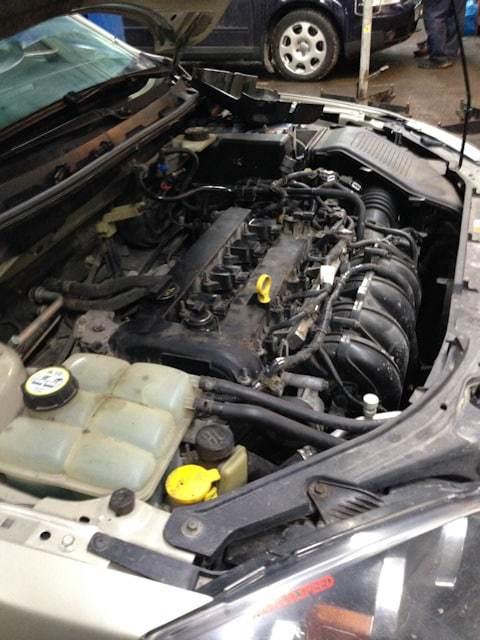 Какое масло заливать в двигатель Мазда 3