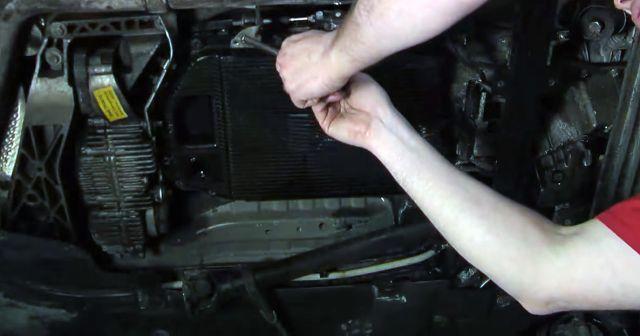 Сколько масла в АКПП (коробка автомат) БМВ Е46