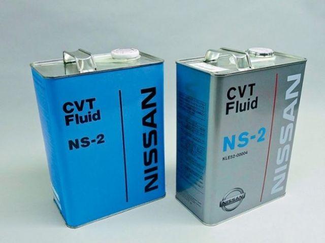 Сколько литров масла нужно заливать в вариатор Ниссан Серена