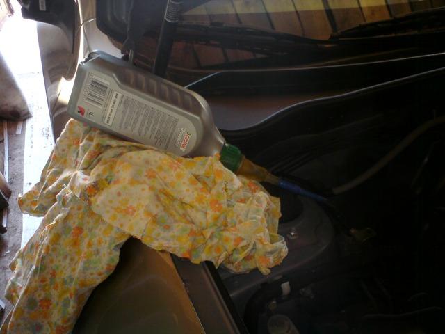 Сколько масла в МКПП (коробке передач) Субару Импреза