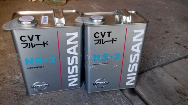Замена масла в коробке вариаторе mitsubishi asx 1.8 своими руками