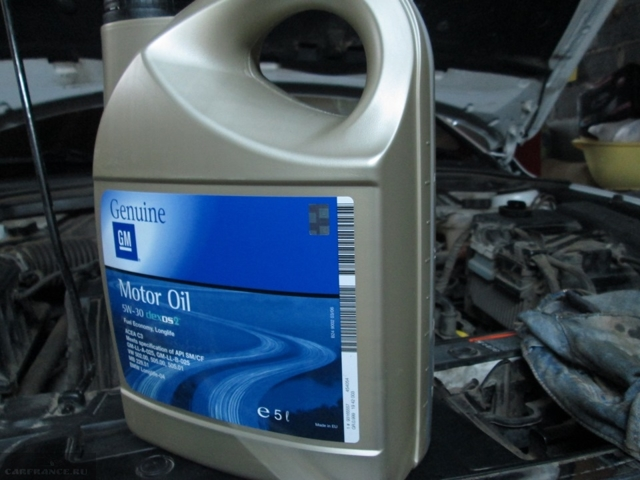 Замена масла в двигателе 1.8 Шевроле Круз - пошаговая видео инструкция