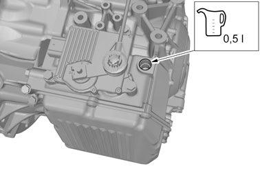 Сколько масла в АКПП (коробка автомат) Вольво ХС70