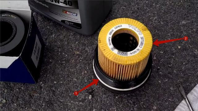 Сколько масла в двигателе Вольво ХС90