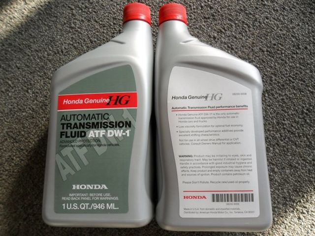 Замена масла в АКПП Хонда Аккорд 7 поколение - видео
