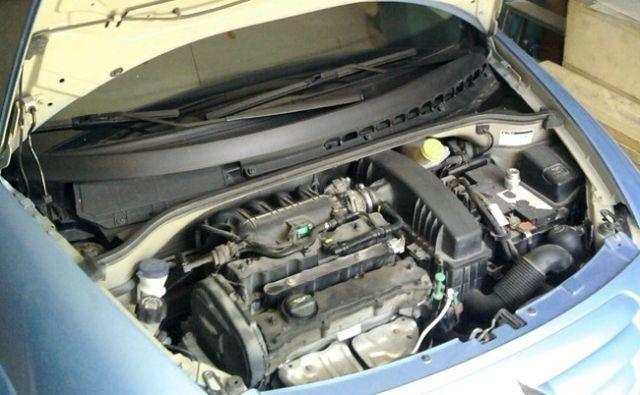 Сколько масла в двигателе Ситроен С3