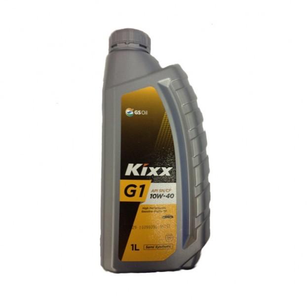 Обзор на моторное масло kixx g1 10w40 полусинтетика : характеристики, отзывы автолюбителей