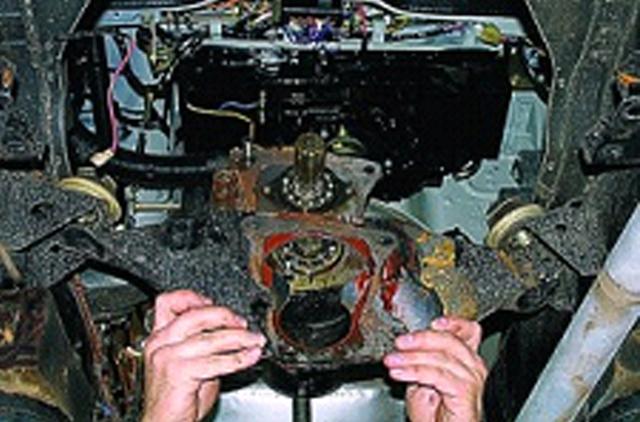Какое масло заливать в коробку (МКПП) УАЗ-469