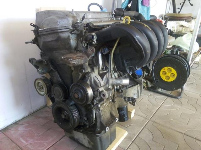 Сколько масла в двигателе toyota 3zz fe