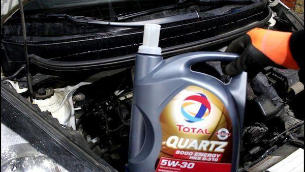 Сколько масла в двигателе Киа Пиканто