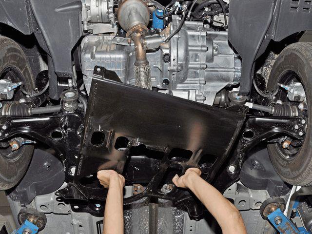 Сколько нужно литров масла для механической коробки передач Шевроле Каптива