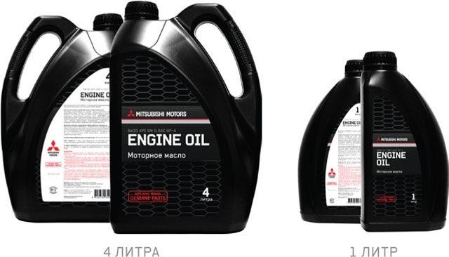Какое масло лучше заливать в двигатель Мицубиси Паджеро Спорт 2.4, 2.5, 3.0, 3.2