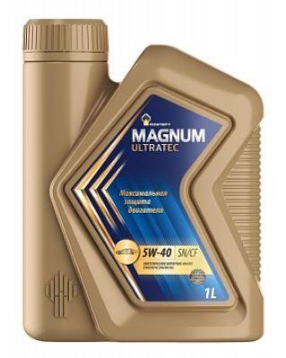 Обзор на моторное масло rosneft magnum ultratec 5w40 синтетика: характеристики, отзывы владельцев