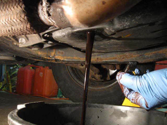 Какое масло заливать в АКПП (коробка автомат) Форд Мондео