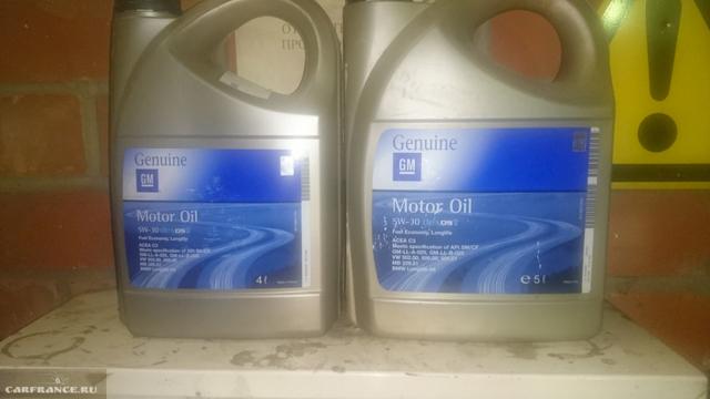 Сколько литров масла нужно заливать в двигатель Шевроле Круз 1.6 и 1.8