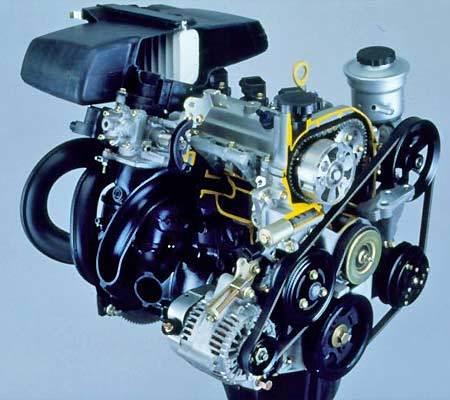 Сколько масла в двигателе Тойота Витц