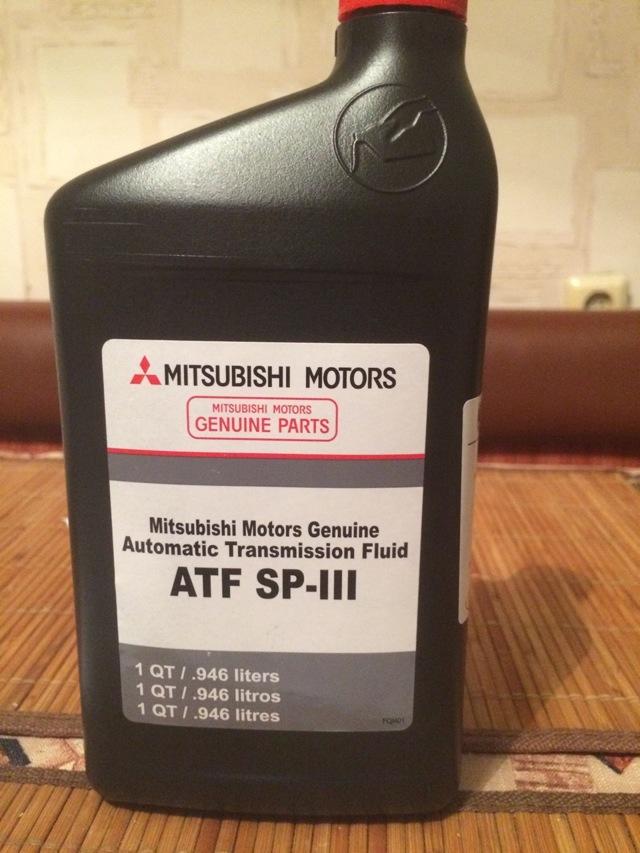Сколько масла в МКПП (коробке передач) Мицубиси Паджеро Спорт