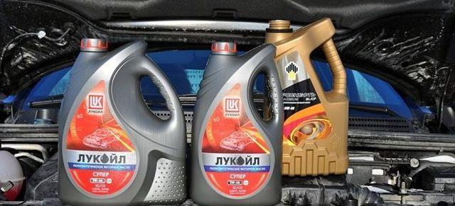 Какое масло лучше заливать в двигатель Лада Веста sw Кросс 1.8
