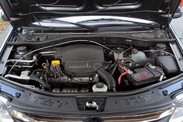 Какое масло заливать в двигатель Рено Дастер 1.5
