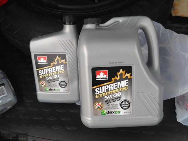 Сколько литров масла нужно заливать в двигатель 1.4, 1.6, 1.8 Форд Фокус 2