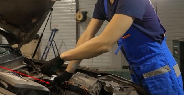 Замена масла в АКПП Вольво ХС90 фото и видео инструкция по замене своими руками