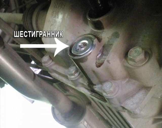 Рено Дастер замена масла в редукторе заднего моста своими руками на видео