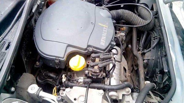Какое масло лучше заливать в двигатель Рено Симбол 1.4, 1.6