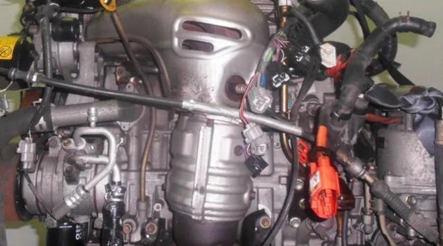 Сколько масла в двигателе toyota 2az fe