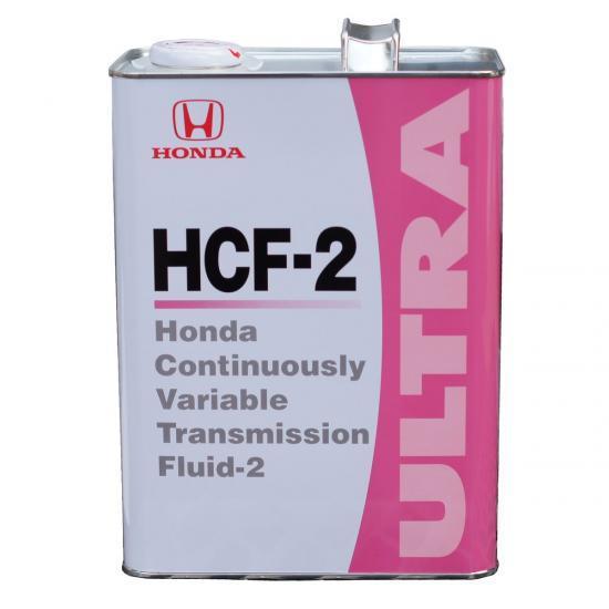 Какое масло лучше заливать в вариатор Хонда Фит