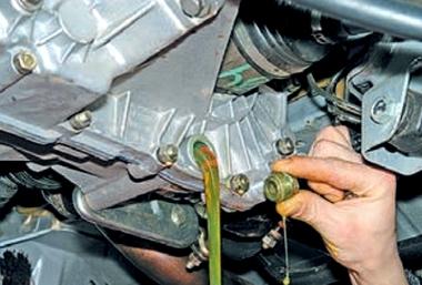 Какое масло лучше заливать в коробку передач ВАЗ-2110