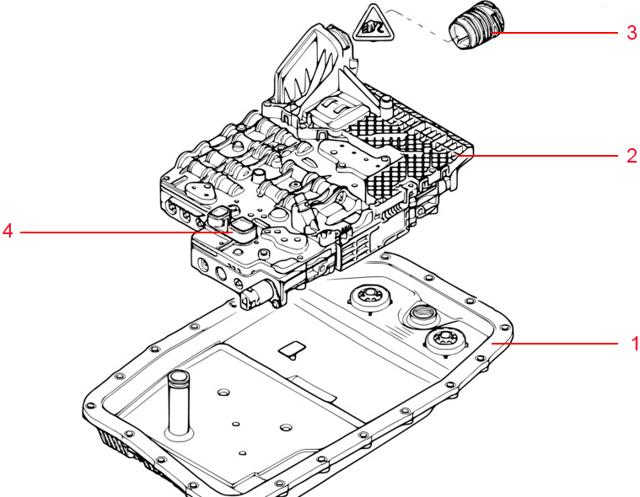 Сколько масла в АКПП (коробка автомат) БМВ Е39