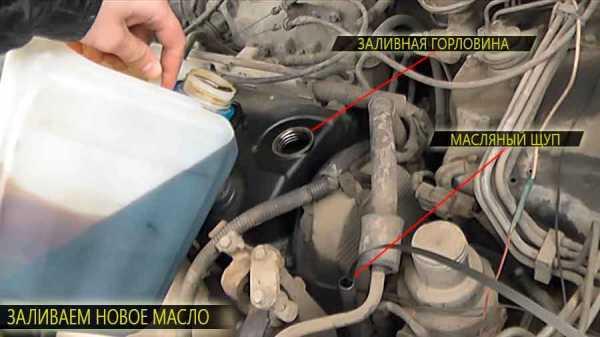 Какое масло заливать в двигатель Хонда Одиссей
