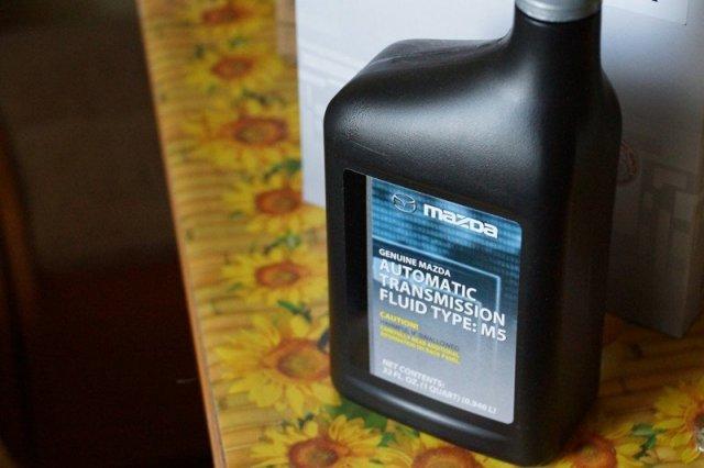 Замена масла в АКПП Мазда 3 своими руками - инструкция
