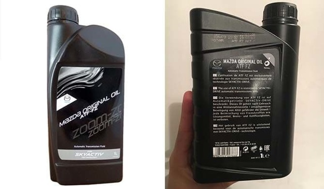 Сколько масла в АКПП (коробка автомат) Мазда СХ-7